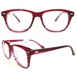 China Wholesale Optical Eyeglasses Frame for Lady pictures & photos