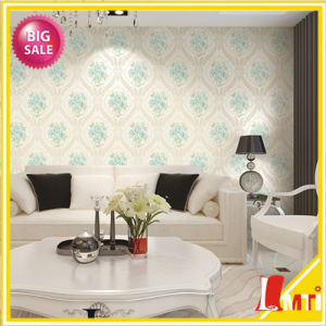 Best Selling Premium Luxury Series Vinyl Wallpaper for Decorative Bathroom pictures & photos