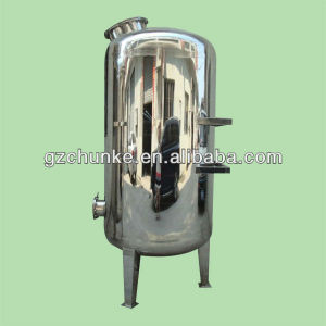 Stainless Steel Automatic Cleaning Mechanical Water Filter Housing pictures & photos