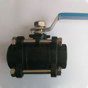 3-PC Thread Ball Valve with 2000wog pictures & photos