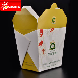 Custom Eco Friendly Biodegradable Paper Food Packaging pictures & photos