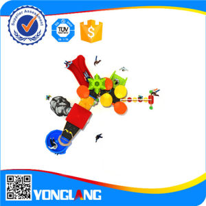 China Plastic Commercial Outdoor Playground Equipment (YL-S132) pictures & photos
