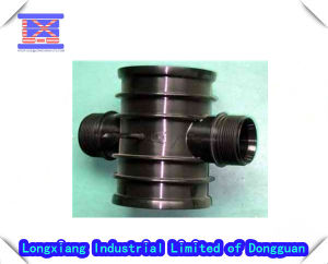 Plastic Injection Pipe Fitting Mold/Mould pictures & photos