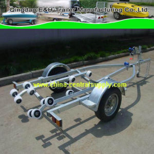 Light Duty Factory Made 4.8m Jet Ski Trailer CT0065D pictures & photos