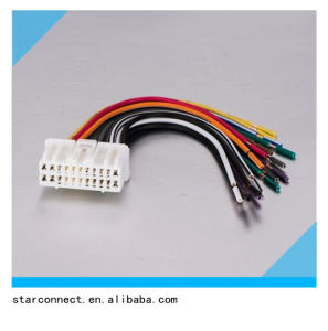 Customized Car Radio Stereo CD Player Wiring Harness for Honda pictures & photos