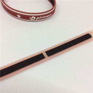 Profession Manufacture Custom Cheap Silicon Fashion Bracelet pictures & photos