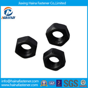ASTM A193 Heavy Hex Nuts, Stuucture Nuts pictures & photos
