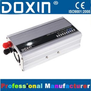 1000W solar power system inverter car DC to AC inverter pictures & photos