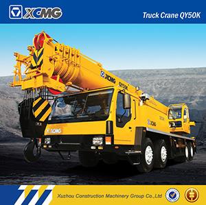 XCMG Original Manufacturer Qy50k 50ton Truck Crane pictures & photos