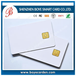 Sle4442/ Sle4448 Contact Smart IC Card with Good Quality pictures & photos