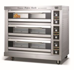 sale electric deck oven bread oven pizza oven bakery equipment kitchen equipment
