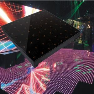 Cheap LED Screen Dancing Floor for Christmas pictures & photos
