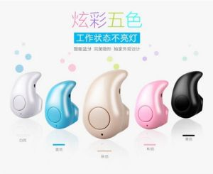 Wireless Hidden Invisible Bluetooth Earphone pictures & photos