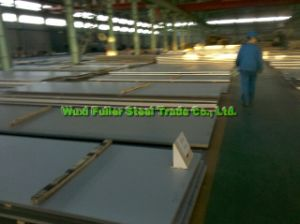 Mill Edge 304 Stainless Steel Sheet with 2b Finish pictures & photos