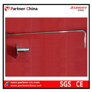 Stainless Steel Bathroom Shower Curtain Rod pictures & photos