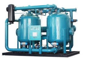 Compression Heat Regenerated Desiccant Air Dryer (BCAD-3000)
