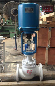 Electric Actuated Globe Control Valve (GAZDLP) pictures & photos