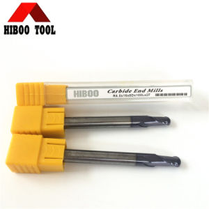Tungsten Carbide Ball Nose Wood Cutting Tool pictures & photos