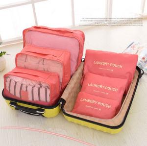 Fashion Portable Blue Travel Bag Qrganizer (58791-1) pictures & photos