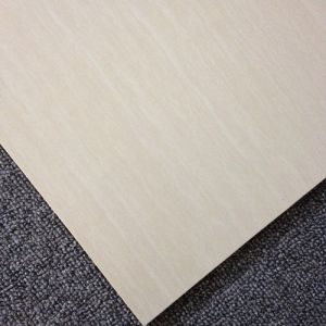 Half Body Polished Porcelain Floor Tile Line Stone Yellow Color pictures & photos
