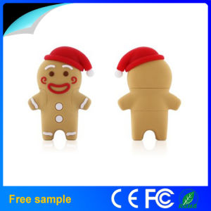 Christmas Ginger Bread USB 2.0 Flash Pen Drive