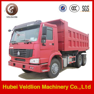 10 Wheel 30 Ton HOWO Tipper Truck Sand Dump Truck pictures & photos