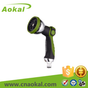 Top Quality Car Wash Water 10-Pattern Metal Spray Gun pictures & photos