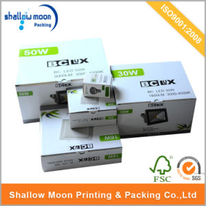 Customized Printing LED Light Packaging Paper Box (QYCI15212) pictures & photos