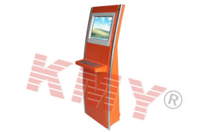 15 Inch Airport Kiosk for Information Checking Kiosk Machine pictures & photos