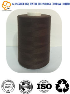 Core Spun Polyester Sewing Thread for Jeans pictures & photos