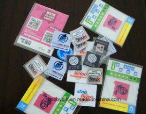 Wholesale Eco-Friendly Silicone Mobile Phone Sticker pictures & photos