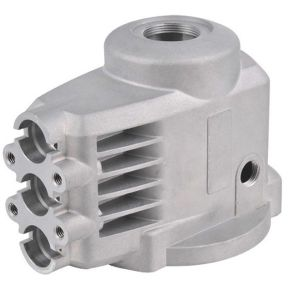 OEM Die Casting of Aluminum for LED pictures & photos