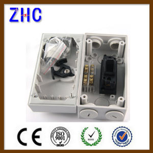 Outdoor Use 1p 20A Load Break IP66 Weatherproof Isolator Switch pictures & photos