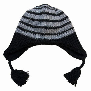 Girl′s Fashion Acrylic Knitted Winter Warm Vinga Hat (YKY3112) pictures & photos