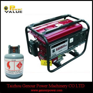 Cheap Price China 2.5kw Elemax CNG Generator (ZH3500CNEM) pictures & photos