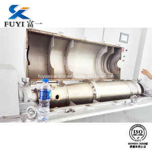 Continuous Decanter Centrifuge for Various Industries pictures & photos