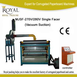 Carton Box Single Facer Machine with Best Price pictures & photos