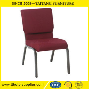 Wholesale Cheap Stacking Connectable Church Chair Tt-Jt05 pictures & photos