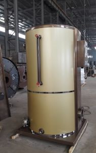 Vertical Gas Steam Boiler Size of Lws0.3-0.7 pictures & photos