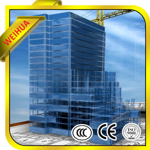 6.38-40.38mm Clear / Colored Laminated Glass Price with CE / ISO9001 / CCC pictures & photos