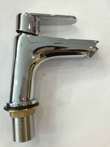 25mm Single Lever Basin Mixer Faucets (F-16027) pictures & photos