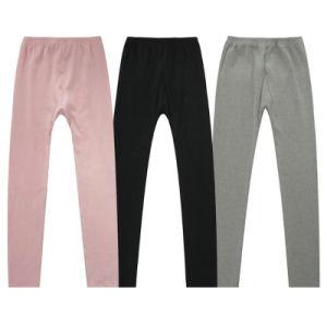 Women′s Cotton Warm Long Pants pictures & photos