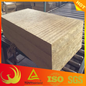Fireproof High Strength Roof Rock Wool Board pictures & photos