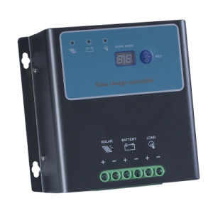 24V/48V 60A Solar Charge Controller with LED Display pictures & photos