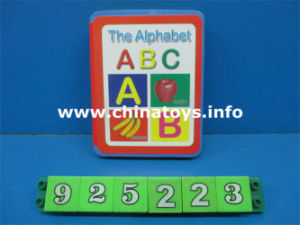 Children Learning Alphabet Book, Children Educational Toy (925223) pictures & photos