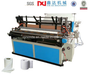 Full Automatic Rewinder Toilet Paper Making Machine pictures & photos