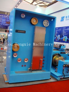 Hxe-17dst Wire Drawig Machine with Continuous Annealer pictures & photos