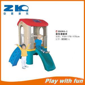 Plastic Toy Indoor Playground Plastic Slide pictures & photos