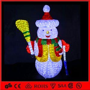 Big Size Polar Bear, White Polar Snowman, Standing Polar Snowman pictures & photos