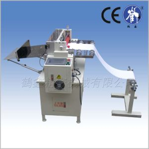 Automatic Hot Knife Fabric Cutting Machine pictures & photos